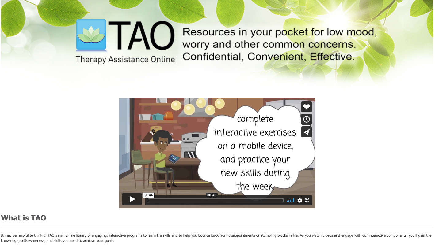 Therapy Assist Online