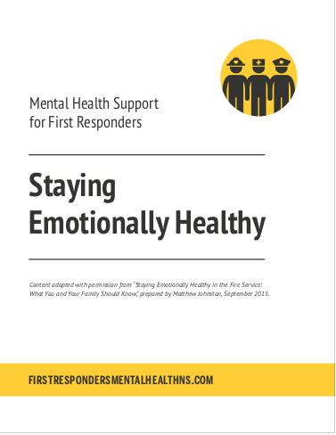 Staying Emotionally Healthy Guide (PDF)