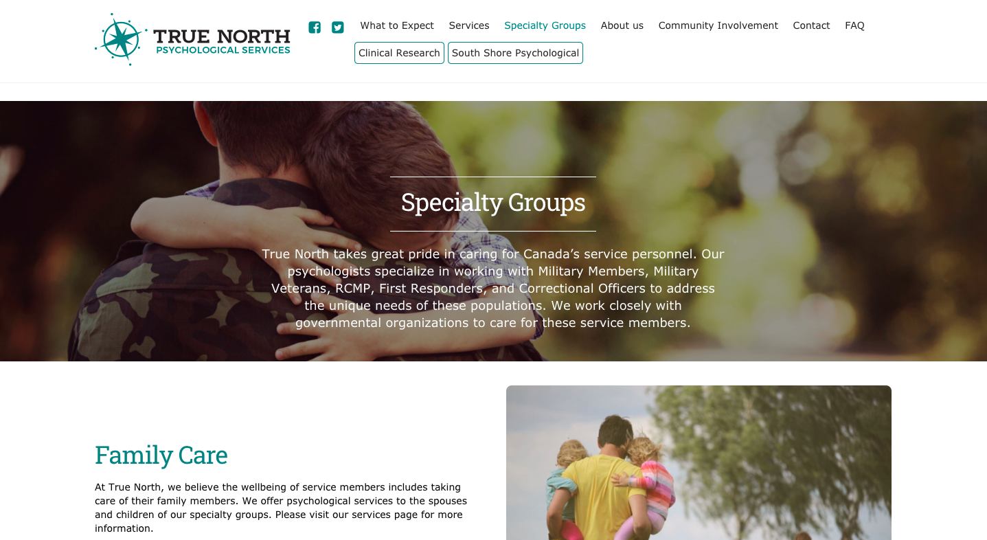 COVID-19 First Responder Resources – True North Psychology